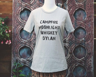 The Dylan Tee in Stone - Womens