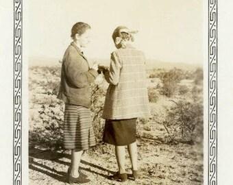 "Vintage Photo ""High School Discussion"" Snapshot Antique Black & White Photograph Paper Found Ephemera Vernacular Interior Design Mood - 22"
