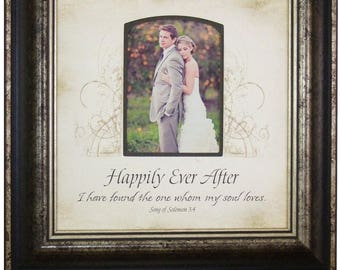 1st Anniversary Gift, Wedding Gift for the Couple, First Anniversary Gift, Parents of the Bride Gift, 16x16 overall with 5x7 photo