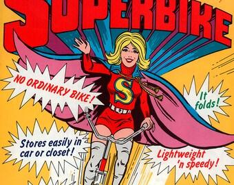 SuperBike Poster (#1102) 6 sizes