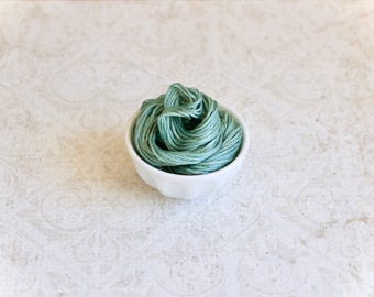MINT JULEP Classic Colorworks hand-dyed embroidery floss cross stitch thread at thecottageneedle.com