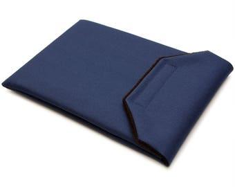 iPad Pro 10.5 Case - Navy Blue Canvas