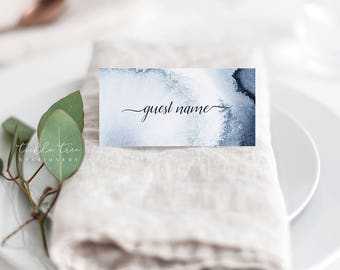 Place Cards/Reception Cards/Escort Cards - A Whistler Evening (Style 13760)