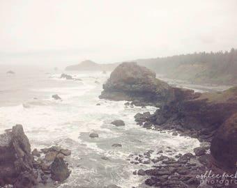 Rocky Oregon Coast | Ocean Seascape