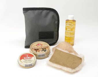Leather Care Kit for Oak - Tanned Leather