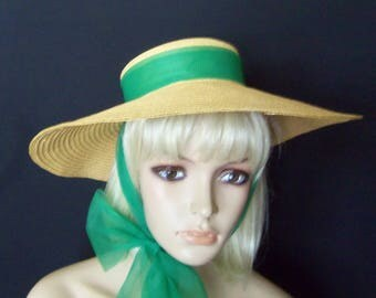 Gone With the Wind Hat - Scarlet O'Hara's Hat