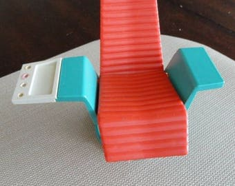 D396)  Vintage Penny Brite Salon Chair  Deluxe Reading Corp.