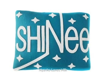 SHINee Why so Serious Pillow