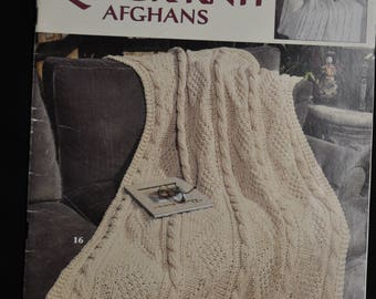 Big Book of Quick Knit Afghans - 24 Designs - Leisure Arts