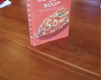 1974  Campbell Cookbook- Cooking with Soup