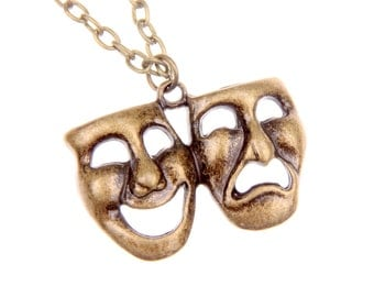 Necklace two face