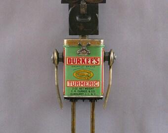 Robot Sculpture - Durkee