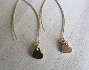 "Earrings ""Heart"""