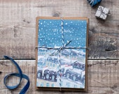 Pack of 8 assorted Christmas Cards