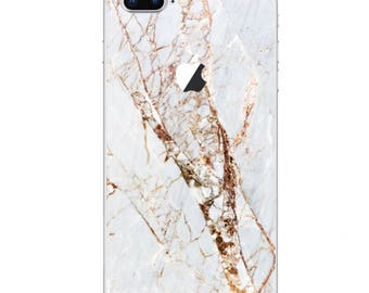 iPhone Decal Sticker Skin for iPhone X iPhone 8 8 Plus iPhone 5 5S SE 6 6S 6S Plus 7 7 Plus Cover Decals Stickers Covers Skins Marble 54