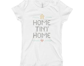 Home Tiny Home Youth Shirt