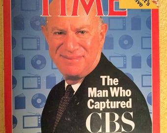 Time Magazine, September 22, 1986