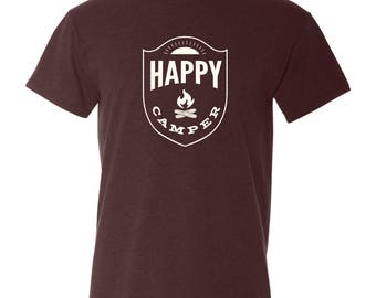 Happy Camper T Shirt