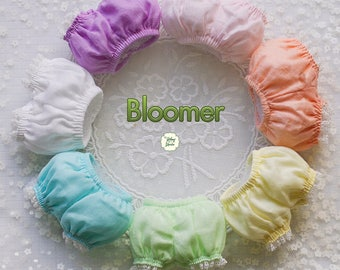 Lati Yellow/ Pukifee - Lace Rainbow Bloomers