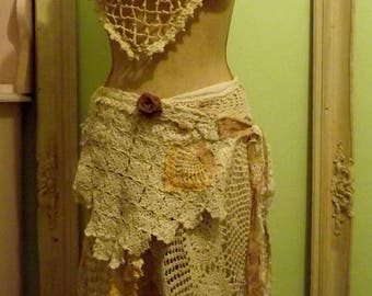 Shabby Skirts and belts