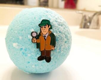 SHERLOCK HOLMES: The Blue Carbuncle Bath Bomb