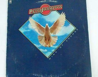 Peter Frampton Wind of Change Vinyl LP Record Album SP 4348
