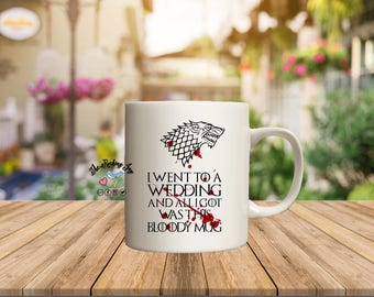 Game of Thrones mug, The North Members, I love to wrap  my hands, around it and swallow,  offensive mugs, funny mug, sublimated mug,