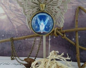 Moonbeam Faerie Pendant