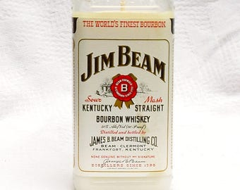 Upcycled Jim Beam Etsy