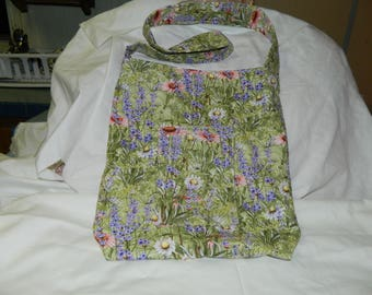 the Dot purple bag