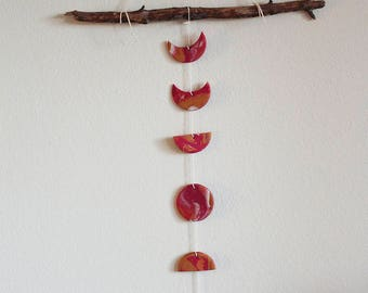 LIMITED BATCH: BCN - Moon Phase Wall Hanging
