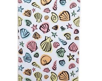A6 Notebook | Shells