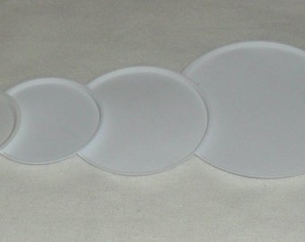 Cosmetic Jar Disc Liners sealing discs 89mm