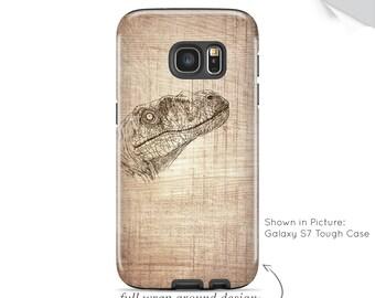 Galaxy S7 Case Dinosaur, Galaxy S8 Case, iPhone 8 Plus Tough Case, iPhone 7 Dinosaur Case 18b