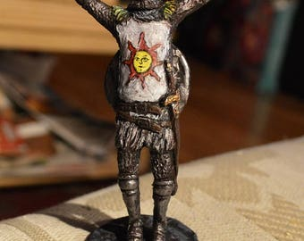 Dark Souls Solaire Praise the Sun mini statue