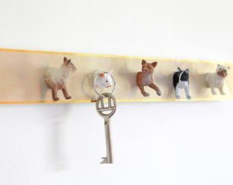 "Key hanger ""Cats"""