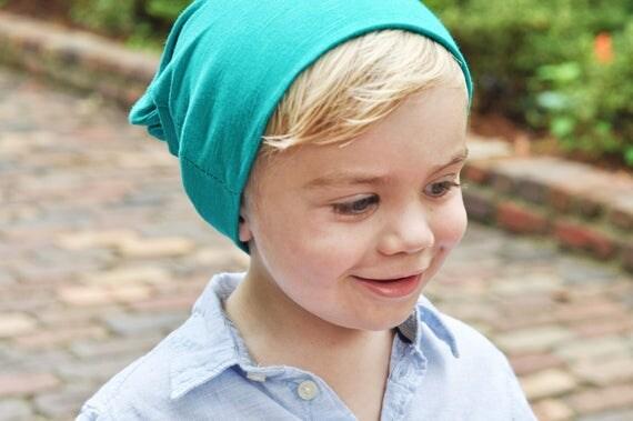 Aqua Slouchy Toddler Beanie - Aqua Boy Beanie - Aqua Girl Beanie - Aqua Boy Hat - Aqua Girl Hat - Aqua Beanie - Blue Beanie - Toddler Hat