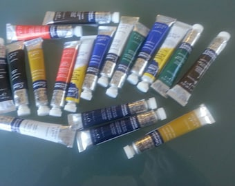 COTMAN WATERCOLORS,Watercolor Tubes 8ml,ART Supplies,