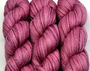 ALPACA-Silk-linen fingering weight, 100g-400 m, calypso