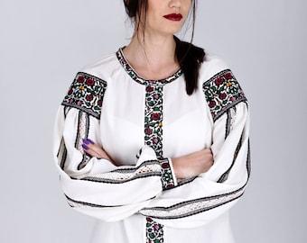 Ukrainian Blouse, Ukrainian Embroidered Blouse, Borschivska Vyshyvanka, Women EmbroideredBlouse, Ukrainian Ethic Clothing, Ukrainian Wedding