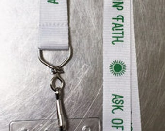 Temple Recommend Lanyards with pouch - Primary Temple preview - Youth temple trips LDS