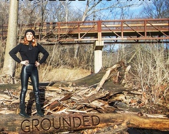 Autographed Grounded EP on CD by Michelle Romary (2018)