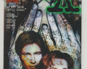 X-Files; Vol 1, 1, First Printing, Modern Age Comic Book. VF/NM. January 1995, Topps Comics