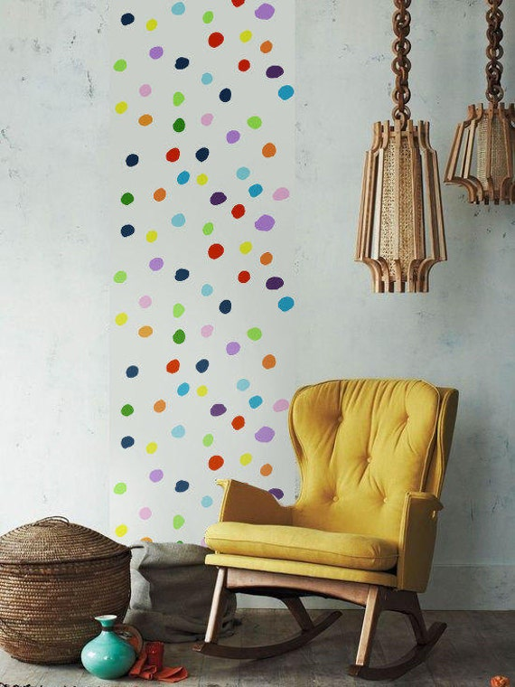 Self Adhesive Vinyl Tapestry Wallpaper Wall Decal - Wall decals like wallpaper