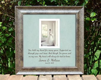 Brides Parents Gift Thank You Wedding Gifts To