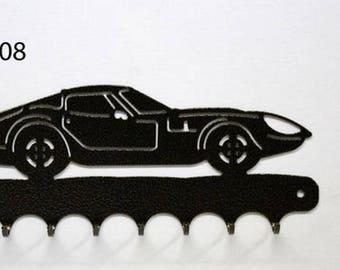 Hangs 26 cm pattern metal keys: MARCOS
