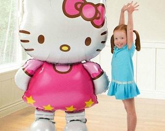 "43"" Hello Kitty Party Balloons / Hello Kitty / party balloons /"