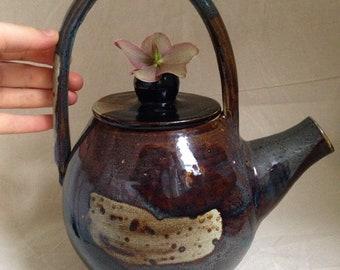 Handmade Ceramic Teapot