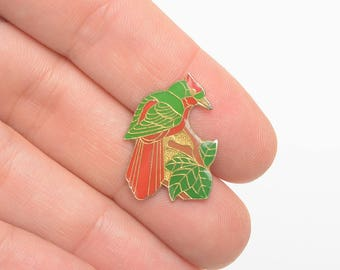 Bird enamel pins,  bird lapel pin, enamel pin bird, lapel pin bird, cute pin animal, bird lover pin, bird lapel badge, bird enamel badge
