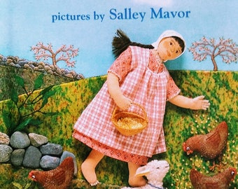 1995 Hardcover Mary Had A Little Lamb by Salley Mavor